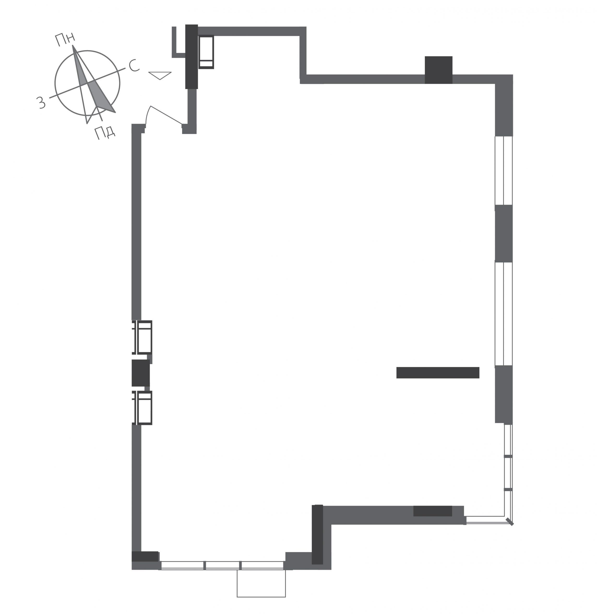 Номер квартиры №0602, Дом 9, Этаж 6, Полная площадь 106,90