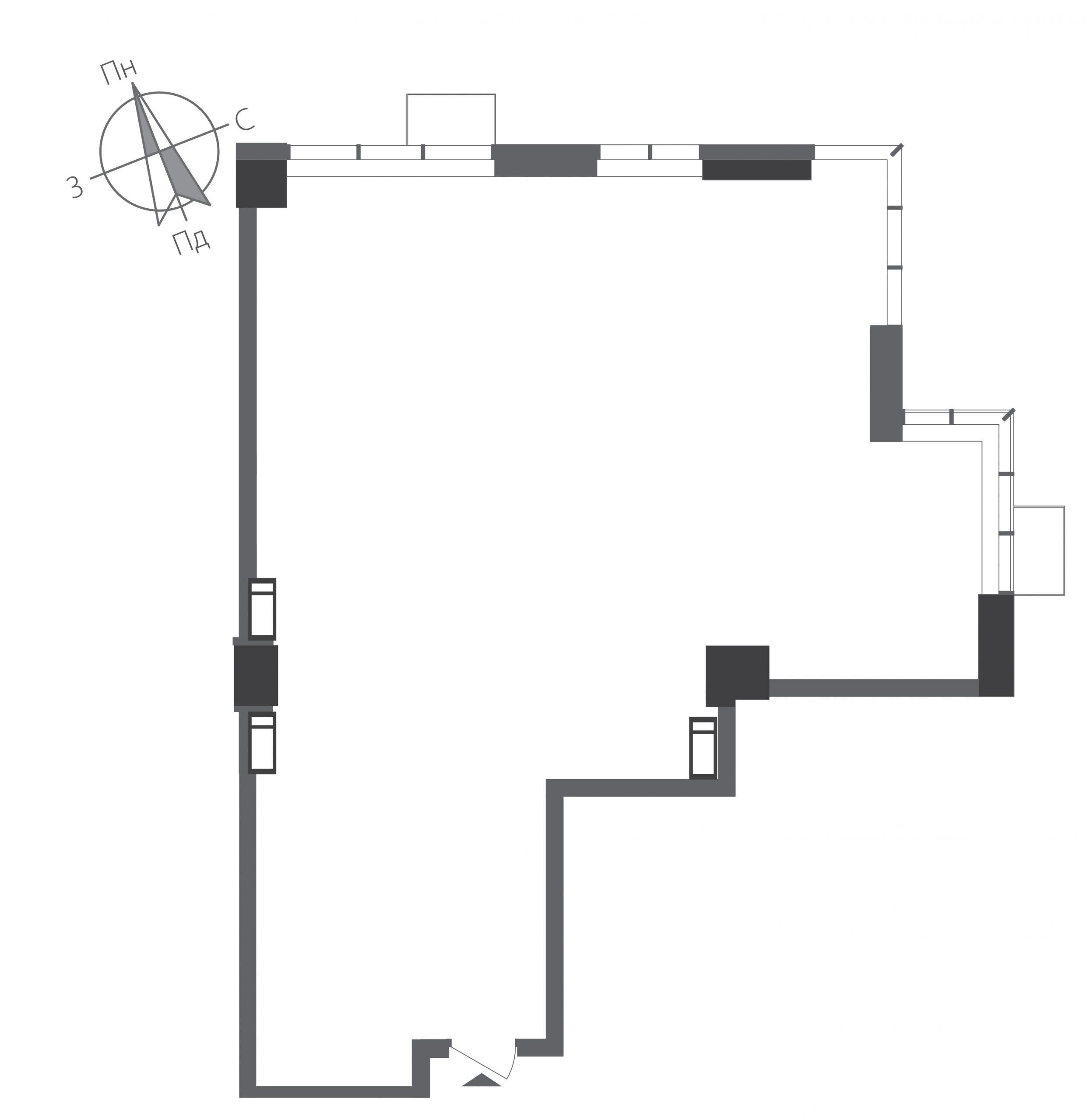 Номер квартиры №0908, Дом 9, Этаж 9, Полная площадь 96,04