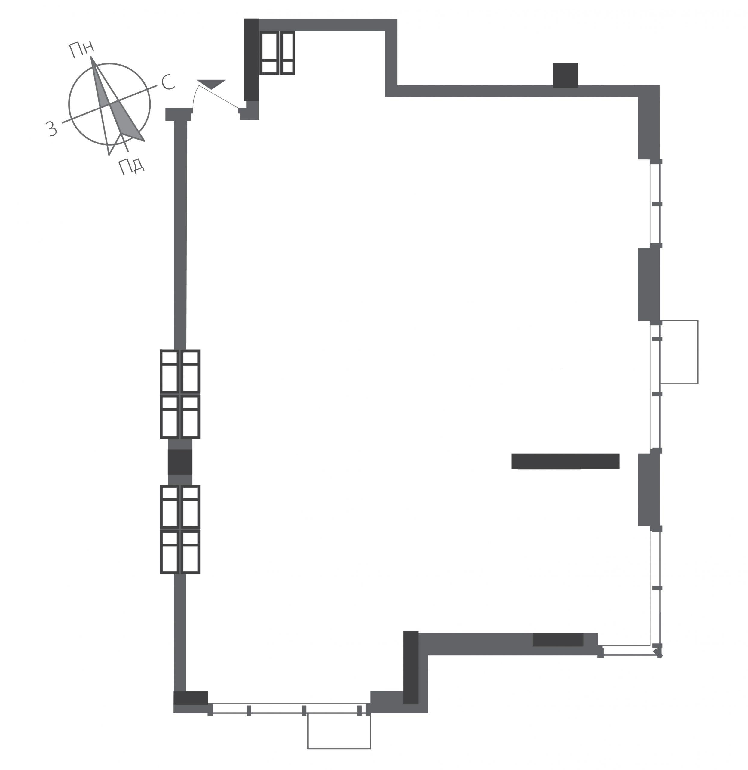 Номер квартиры №2002, Дом 9, Этаж 20, Полная площадь 109,34